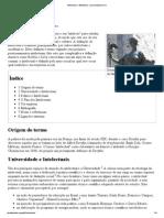 Intelectual – Wikipédia, a enciclopédia livre