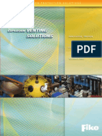 Fike MDP ExplosionVent VentingProductGuide
