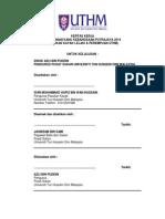 Paperwork Putrajaya