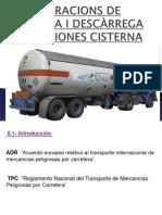 4- Carga y Descarga de Camiones Cisterna