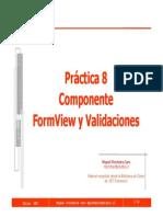 05 03 Practica 8 FormView