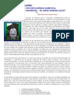 UN LIBRO MARAVILLOSO, VOCÊ COM INTELIGÊNCIA QUÂNTICA, A SABEDORIA DO GUERREIRO, DE JORGE MENEZES ( 9 de 9)