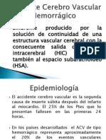Historia Natural Del Acv