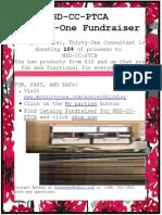 PTCA - 31 Fundraiser