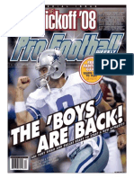 PFW - Vol. 23, Issue 09 (August 25, 2008) Kickoff '08