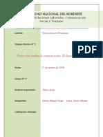 Trabajo Práctico Nº 5 Perón y los medios de comunicación