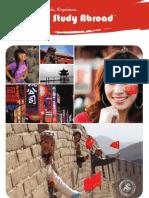 Study Chinese Abroad Csa 2009