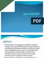 Jean McNiff