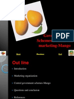 5.Government SchemesPolicies for Marketing-Mango