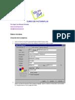 Curso de Facturaplus [27 paginas - en español]