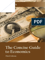 The Concise Guide to Economics