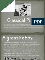 Classical Piano