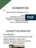 Clase 1-2-3-4 Generalidades Def Clases Pavimentos
