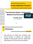 The Business System