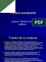 Doctrine Politice Europene
