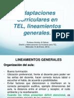 Lineamientos Generales AC Para TEL