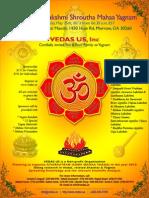 Mahalakshmi Yagnyam