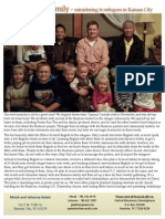 Ministry News - January 2014