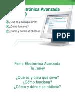 ABCfea (Firma Electronica)
