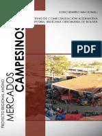II Encuentro de Comercialización Campesina Ecológica y Solidaria