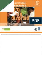 Herramientas para trabajar los conocimientos de la agrobiodiversidad