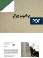 Portafolio Roberto Partida