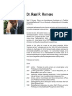 Raul Romero