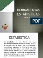 HERRAMIENTAS ESTADISTICAS