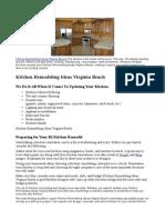 Kitchen Remodeling Ideas Virginia Beach