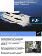 Luxury Yacht Charter Asia