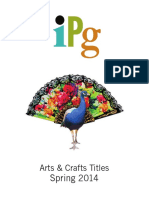 IPG Spring 2014 Arts & Crafts Titles