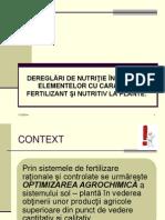 PREZENTARE_dereglari nutritionale