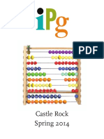 IPG Spring 2014 Castle Rock Titles