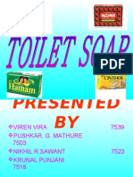 Nikhil Toilet Soap Prsntn