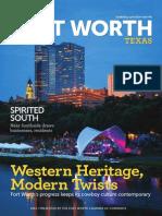Livability Fort Worth, TX 2014