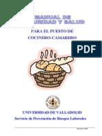 10. Riesgos Laborales (Cocina)