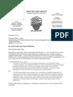Document #30-109, BP,CVWF, Comments 12/21/12