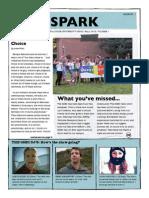 SPARK Vol. 1 Fall 2013
