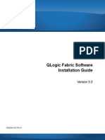 Installation Guide QLogic Fabric SW v50 RevA