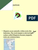 Basic Magnetism