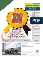 Las Empresas Reputadas de Argentina Clarin