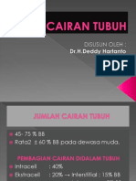 CAIRAN TUBUH presentasi