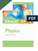 As Physics Unit 1 Basic Notes