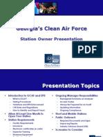 Station Owner Presentation