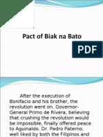 Pact of Biak Na Bato