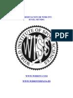 Acreditacion de Wiss Int en El Mundo