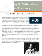 MLK Blog Post
