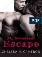 My Sweetest Escape by Chelsea M. Cameron - Chapter Sampler