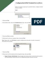 Windows Server 2008-Terminal Server
