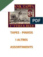 Toc de Vermut - Tapes i Pinxos - 1